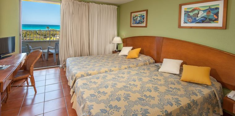 DBL Standart Room Hotel Tuxpan Be live Experience
